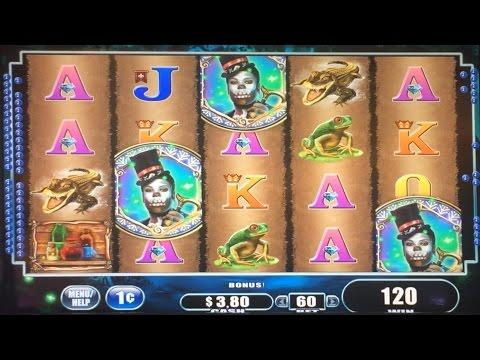 Mystical Bayou slot machine, DBG #2