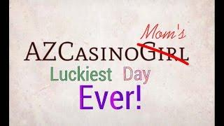 My mom's LUCKIEST day ever! *Handpay Jackpot* And other huge wins!