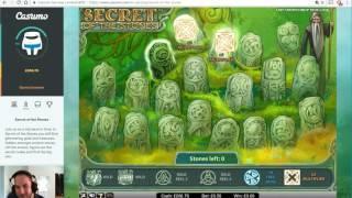 Slots With Craig - Captain Venture BIG WIn - Fruit Warp - Pharaohs Tomb - @Casumo • Craig's Slot Ses
