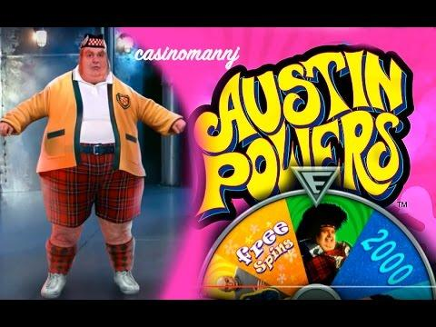 Austin Powers Slot Preview - A Groovy New WMS Slot Game