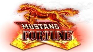 Mustang Fortune Slot - RETRIGGER REDEMPTION - Bonus!
