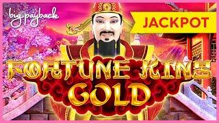 JACKPOT HANDPAY, SHOCKING! Fortune King Gold Slot - WOW, JUST WOW!!