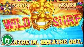 •️ New - Wild Surf slot machine