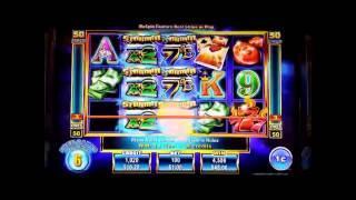 NEW Ainsworth Stormin 7's - Free Games - **NICE BONUS WIN**