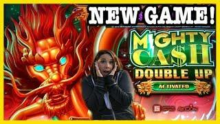 • Amazing Win •SEE IT HERE 1st ‼️  MIGHTY CASH DOUBLE UP • NEW SLOT