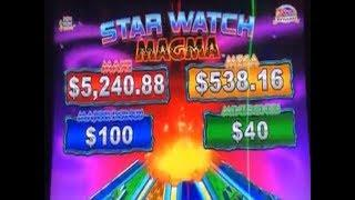 •Eruption!•$ERIE$ 50 FRIDAY #12•Fun Real Slot Live Play•Star Rise/Cleo 2/Star Watch Magma Slot •栗スロ•