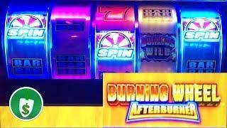 •️ NEW -  Burning Wheel slot machine, Spin