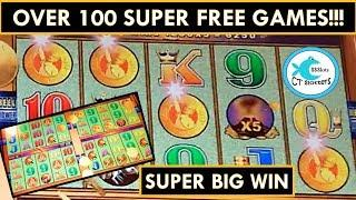 Super Big Win! Pompeii Wonder 4 Slot Machine 100+ Super Free Games!