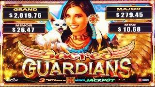 ++NEW Sacred Guardians Spirit of the Fox slot machine
