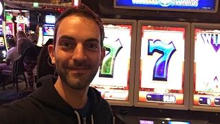 • *HUGE* LIVE WIN in Las Vegas • Slot Machines with Brian Christopher at Cosmopolitan