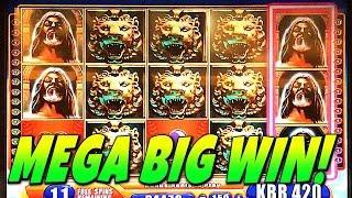 •MEGA BIG WIN!!• KRONOS SLOT MACHINE BONUS & OTHER BIG WMS SLOTS WINS