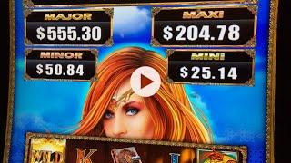 Sky Rider 2 Slot Progressive Feature and Free Games - Aristocrat