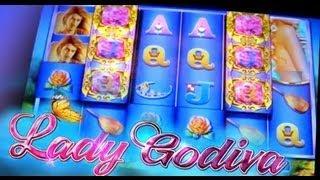 Lady Godiva Bonus  1c WMS Video Slots