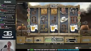 Casino Slots LIVE - 30/06/17 *Charity Donation*