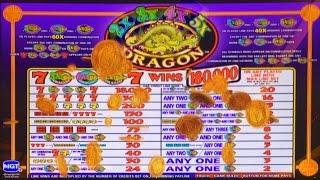2X3X4X5X Dragons Class II slot machine