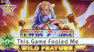 •️ New - Twin Strike slot machine, Bonus