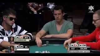 World Series Of Poker 2014 - Maria Ho With An Excellent Poker Play (WSOP 2014)