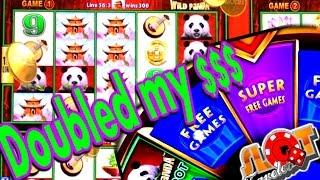 ** SUPER FREE GAMES 2 THE RESCUE | THE CRAZY SIDE OF PANDA | SlotTraveler
