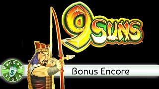 9 Suns slot machine, Bonus Encore
