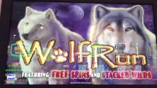 Wolf Run Bonus play games at Casino Royal in the middle of the ocean