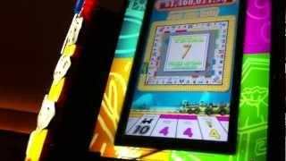 Monopoly Party Train | WMS  - Slot Bonus Big Win