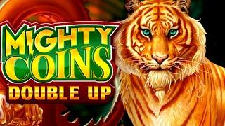 Mighty Cash Double Up Slot Machine Live Play & Bonus | Live Slot Play At Casino | SE-5 | EP-10