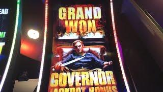 Grand Jackpot Handpay Walking Dead 2