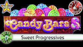 •️ New - Candy Bars 2 slot machine, 2 Nice Sessions