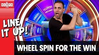 • Wheel Spin FOR THE WIN • $1300 @ San Manuel Casino • BCSlots (S. 14 • Ep. 2)