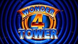 Wonder 4 Tower Pompeii Slot - GREAT LONGPLAY SESSION!