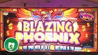 Blazing Phoenix slot machine, bonus