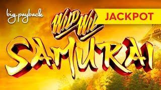 INCREDIBLE JACKPOT HANDPAY! Wild Wild Samurai Slot - IT FINALLY HAPPENED!