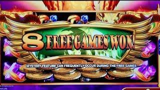Wings Of The Phoenix Slot Machine BONUSES Won   Slot Machine Pokies w/NG Slot