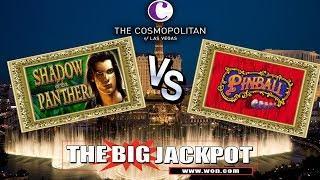 • Shadow Of The Panther VS. Pinball Slot Machine @ The Cosmopolitan, Las Vegas! •