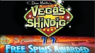 dean martin vegas shindig slot machine