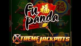 XTREME JACKPOTS! FIERCE FACTOR! *FU PANDA* by *AGS* LIVE PLAY FREE SPINS HUGE WIN!!
