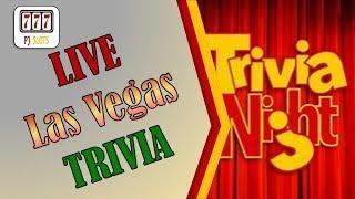 Thursday Night Slot Trivia III - Thank You All!!