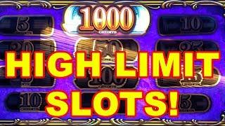 HIGH LIMIT EASY MONEY & THE FLOODED CASINO • HIGH LIMIT PLAY • 3 REEL $1 GAMES