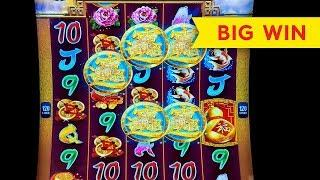 5 SYMBOL TRIGGER! Dragon Emblem Jackpots Slot - BIG WIN!