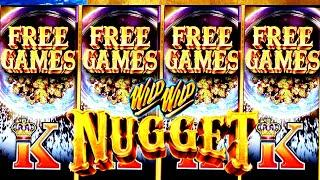WILD WILD NUGGET Slot Machine Max Bet Bonuses | Sumatran Storm Slot Machine Max Bet Bonus