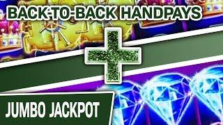 ⋆ Slots ⋆ BACK-TO-BACK HANDPAYS! ⋆ Slots ⋆ High-Limit Slots Brings Me FREE GAMES & GOOD FORTUNE