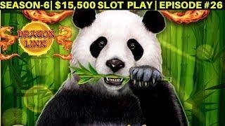 High Limit Dragon Link Panda Slot Machine Live Play & Bonuses Up To $40 BET | SEASON 6 | EPISODE #26