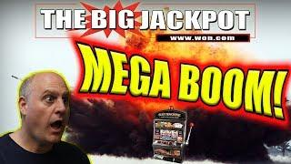 • MEGA BOOM • on $UPER LUCKY LOTU$ • $50 / SPIN