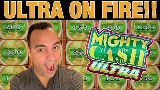 ⋆ Slots ⋆Mighty Cash Ultra WINNING at Hard Rock Sacramento!! ⋆ Slots ⋆ | ⋆ Slots ⋆ Dancing Drums!