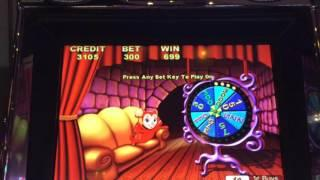 Flaming Fortunes - 'Lil Lucy Bonus - Big Win! - $3 Bet. This is probably about the sixth