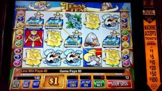 Live Play High Limit Texas Tea, Slot Machine,