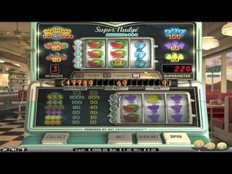 Tempo 6000 slot machine
