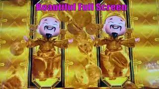 ⋆ Slots ⋆SO GOLD !! BEAUTIFUL FULL SCREEN⋆ Slots ⋆50 FRIDAY 151⋆ Slots ⋆OUTBACK BUCKS/CHINA BLESSING