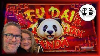 Fu Dai Lian Lian Panda •