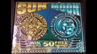 Sun and Moon Slot HUGE WIN - Almost HandPay at Pechanga Resort
